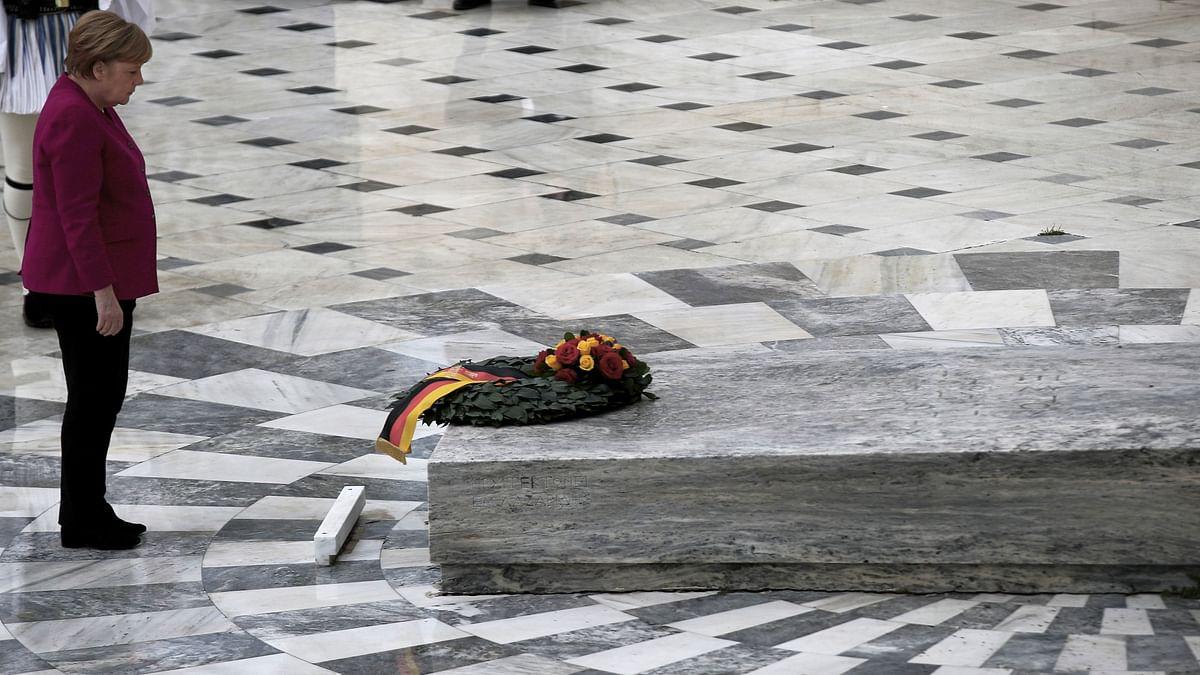 Nazi Violence in Greece is Germany's Responsibility: Angela Merkel