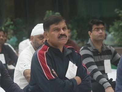 M. Nageswara Rao. (Photo: IANS)