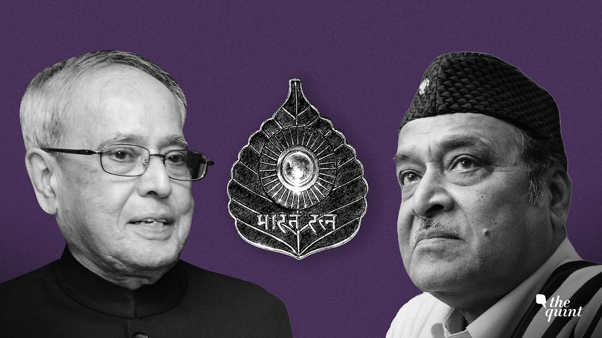 """Should the standards for selecting a Bharat Ratna, as someone who is really a """"jewel of India"""", as opposed to someone who may have excelled in her field, or served a community, or broken new ground and innovated?"""