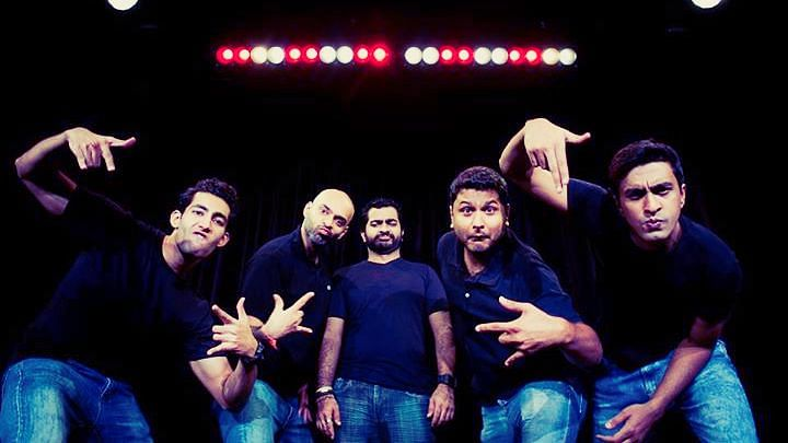 members of SNG Comedy