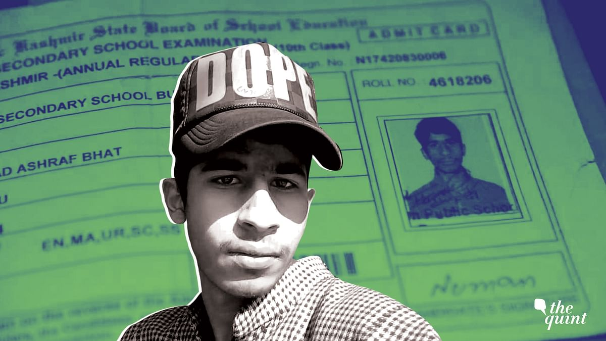 Civilians & Encounters: A Boy Who Didn't Live to See His Marksheet