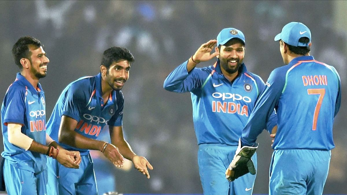 'Guiding Light' Dhoni Crucial to India's WC Hopes: Rohit Sharma