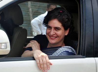 Mixed bag of hope, faith, cynicism as UP Congress awaits Priyanka