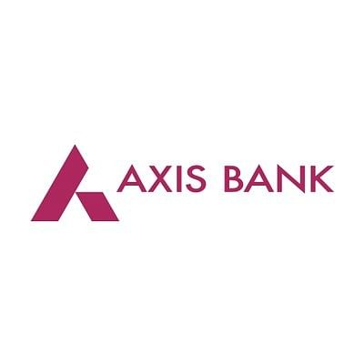 Axis Bank. (Photo: Twitter/@AxisBank)