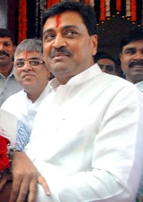 Congress leader Ashok Chavan. (File Photo: IANS)