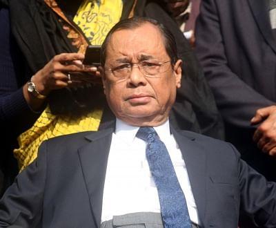 Justice Ranjan Gogoi. (File Photo: IANS)