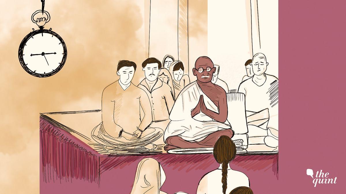 Meetings, Prayers, Forebodings: Reliving Mahatma Gandhi's Last Day