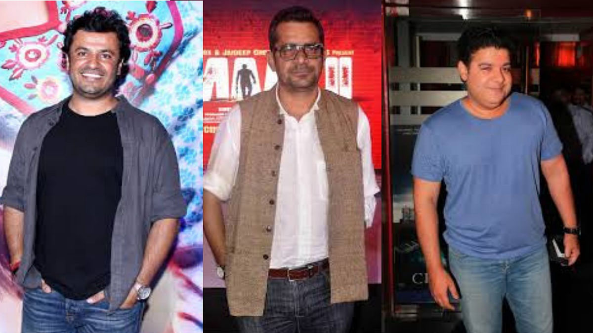 Filmmakers Vikas Bahl, Subhash Kapoor and Sajid Khan have been accused of sexual assault.