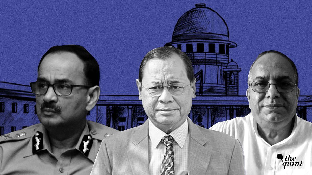 Justice Patnaik's  Alok Verma Claims Raise Tough Questions for SC