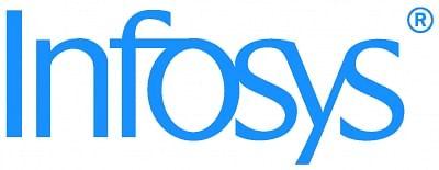 Infosys logo. (File Photo: IANS)