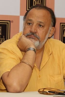 Alok Nath. (Photo: Amlan Paliwal/IANS)