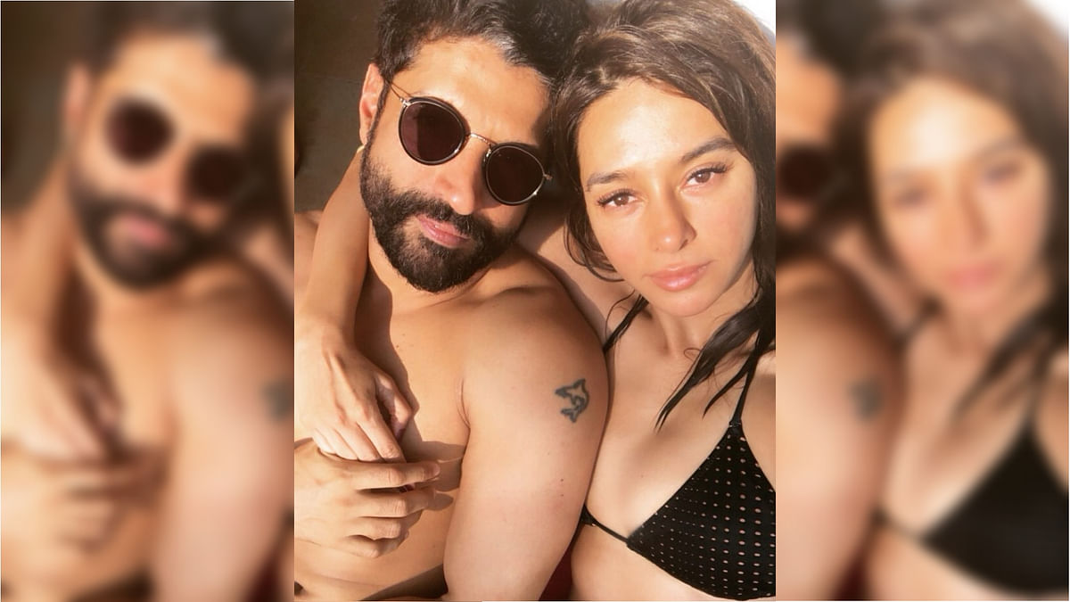 As Long as You Are, I'll Never Be Lost: Farhan Akhtar Gets Mushy