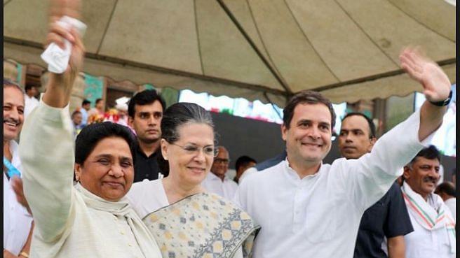 Mayawati Slams Rahul's Minimum Income Promise, Calls It 'Fake'