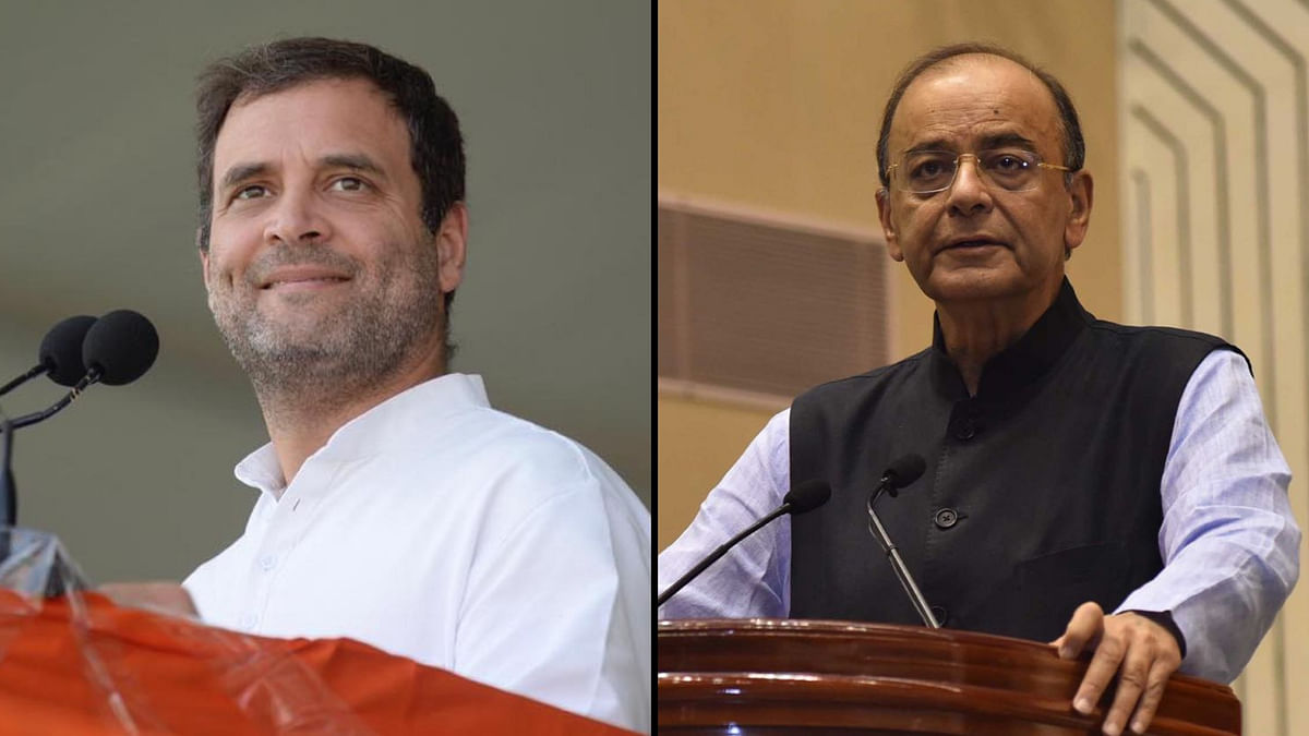 Wish for Your Speedy Recovery: Rahul Sends Love to Ailing Jaitley