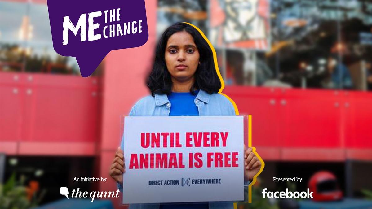 Me, The Change: Meet Shweta Borgaonkar, An Animal Rights Activist