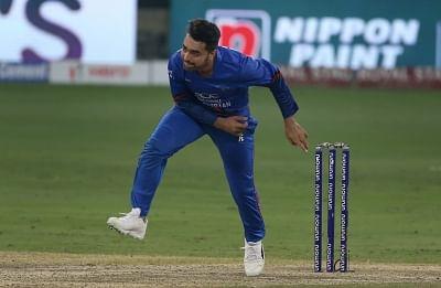Rashid Khan. (Photo: Surjeet Yadav/IANS)