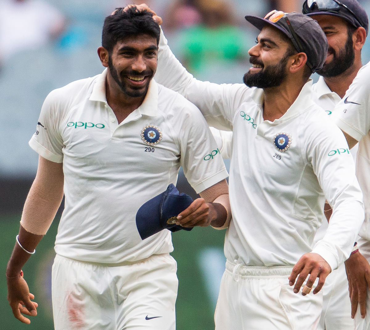 Jasprit Bumrah registered the best figures for an Indian pacer in a Test in Australia with a match haul of 9/86
