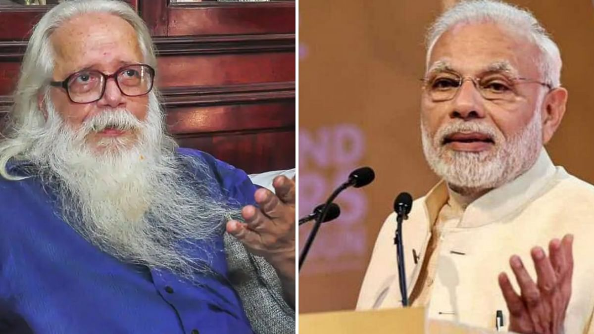 Training his guns on the UDF, the prime minister said they had implicated Nambi Narayanan in the ISRO espionage case as some UDF leaders wanted to settle certain political scores.