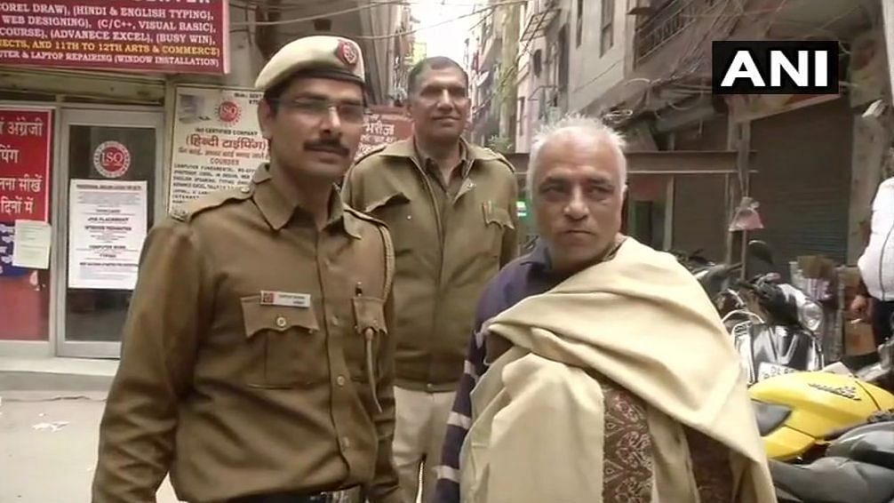 Sachdev was arrested on Tuesday, 29 January night after a woman approached the Delhi Commission for Women (DCW).