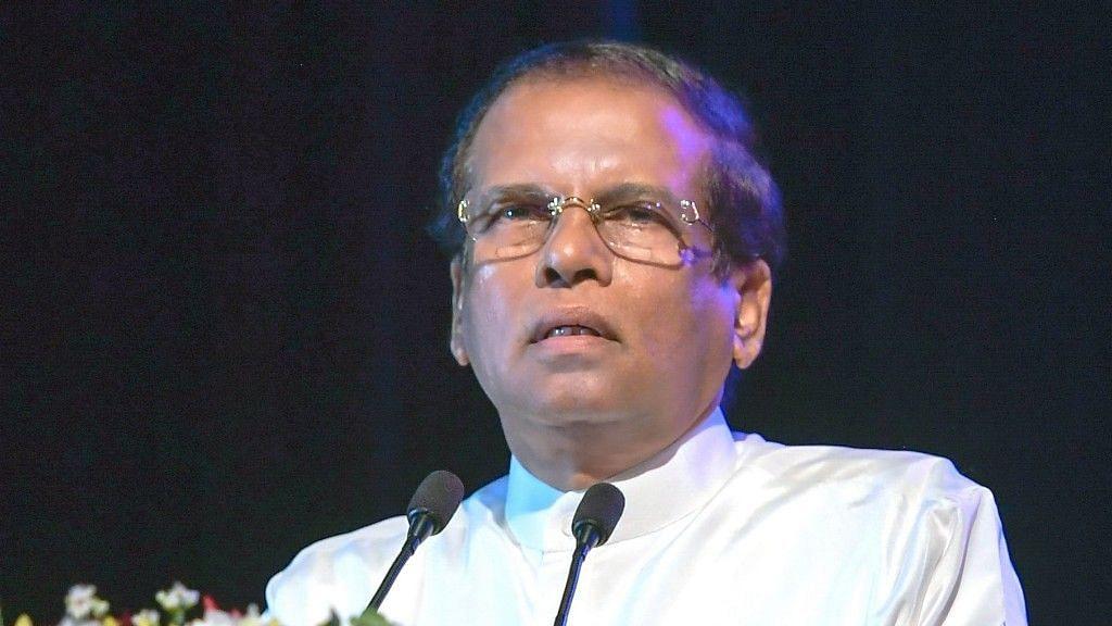 Ex Lankan Prez Kumaratunga Warns Sirisena Against Alliance With Rajapaksa