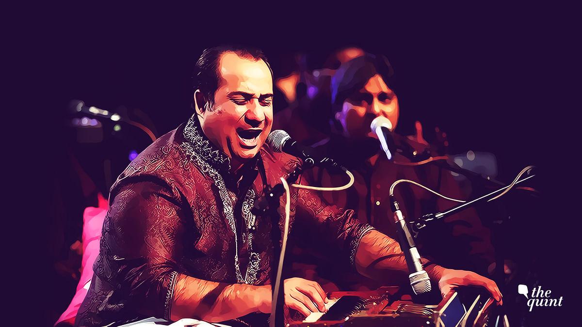 File photo of Rahat Fateh Ali Khan.