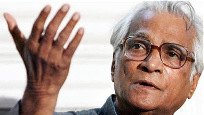 George Fernandes passes away at the age of 88