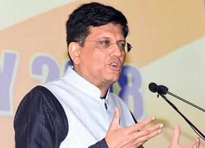 Piyush Goyal. (File Photo: IANS)