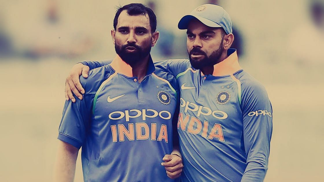 Shami reached the 100-wicket mark in his 56th game, becoming the fastest Indian to the landmark in ODIs.