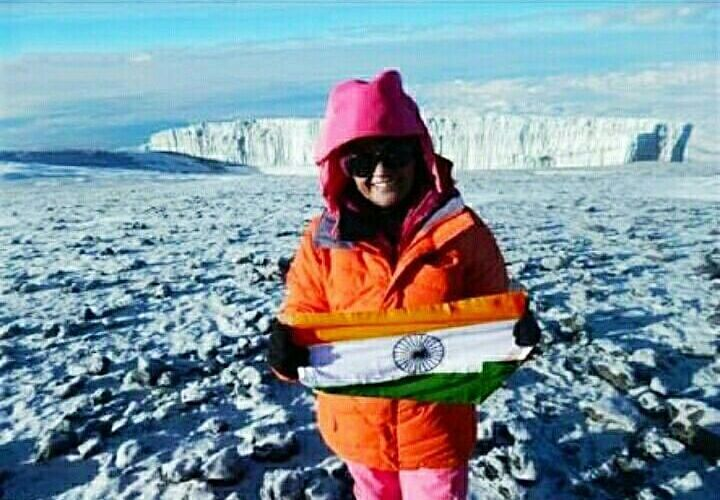 #GoodNews: Meet the First Woman IPS Officer to Trek to South Pole