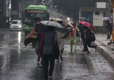 The city may get some respite in the coming two days from the low minimum temperatures, which the Met department has said may rise by up to two degrees due to a likelihood of rains. (Photo: IANS)