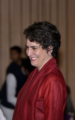 Priyanka Gandhi Vadra. (File Photo: IANS)