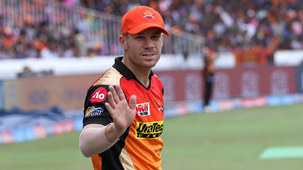 David Warner will be returning home to Australia after getting injured while playing the BPL.