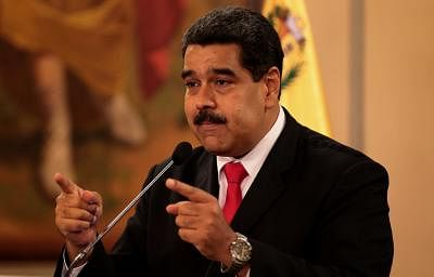 CARACAS, Aug. 5, 2018 (Xinhua) -- Venezuela