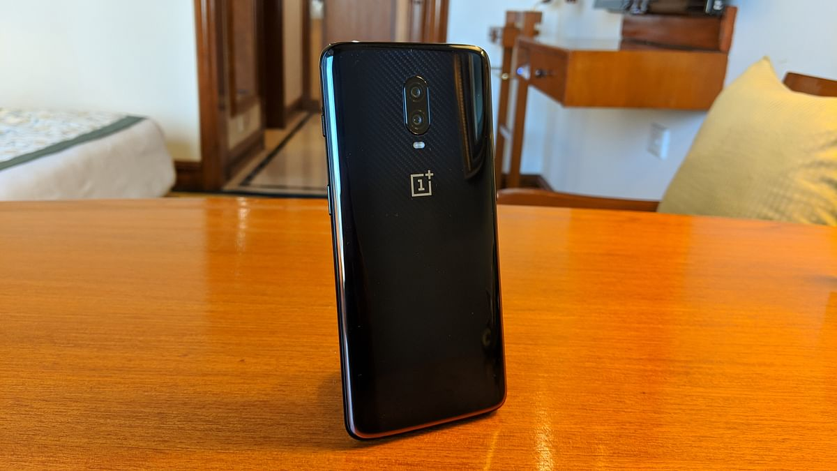 The OnePlus 6T sports a 16-megapixel camera on the front.