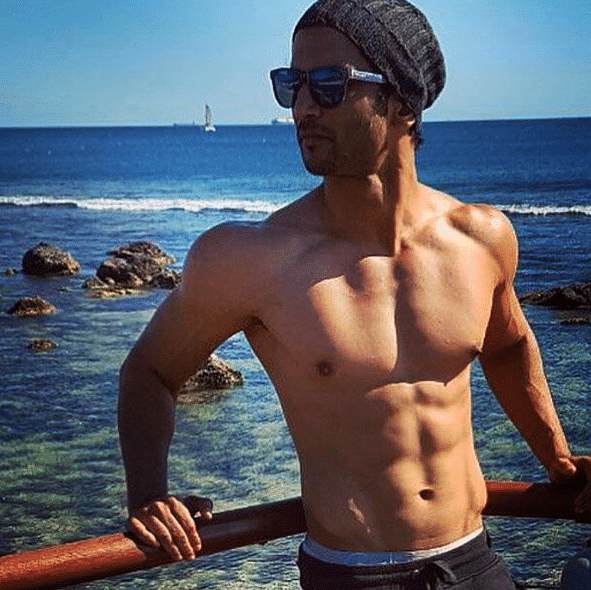 Fit and fab: Sushant Singh Rajput.