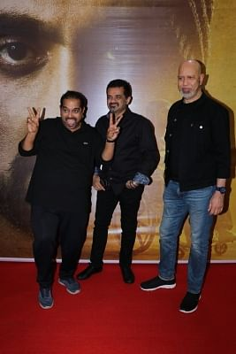 Musical trio Shankar Mahadevan, Ehsaan Noorani and Loy Mendonsa. (Photo: IANS)