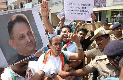 Rahul is 'hybrid': Union Minister Hegde