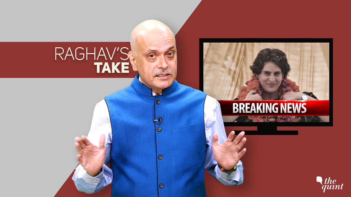 Mr PM, Your TV Pals Forgot Ethics in Covering Priyanka's Elevation