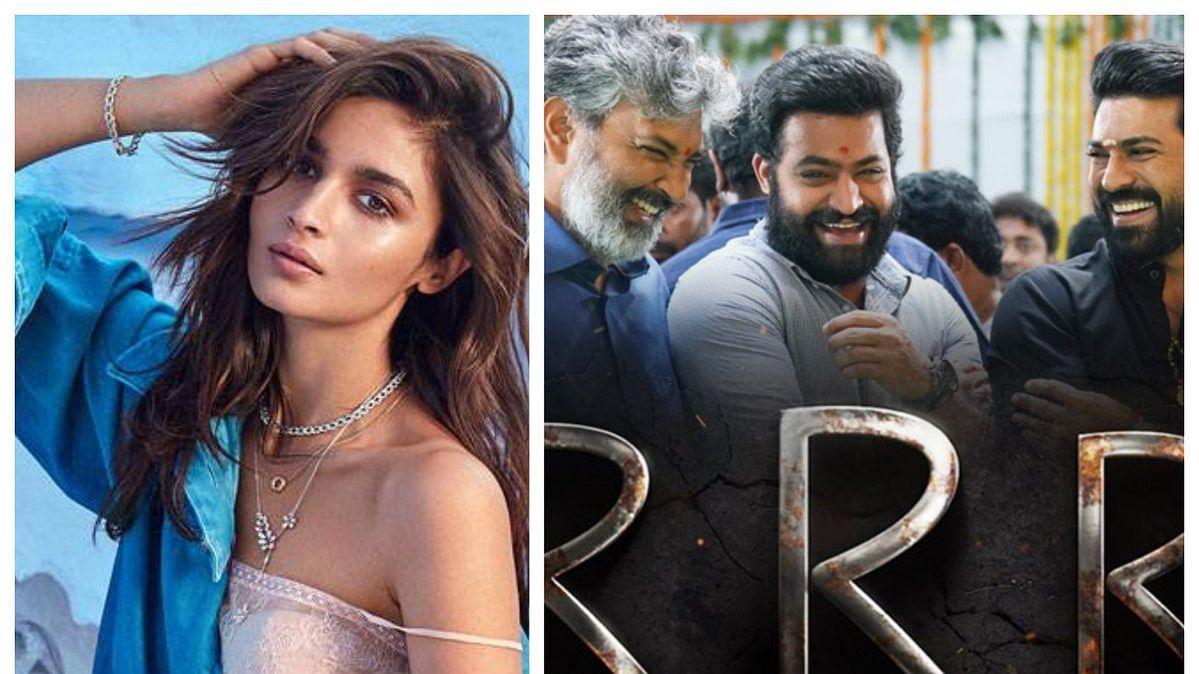 'Baahubali' Director Rajamouli Courting Alia to Star in 'RRR'?