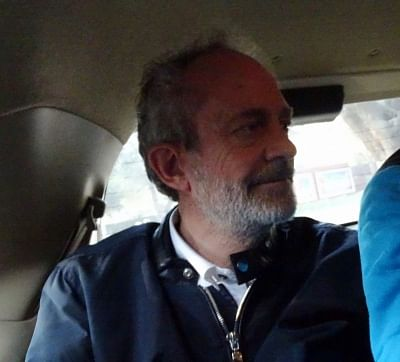 British national Christian Michel James. (Photo: IANS)