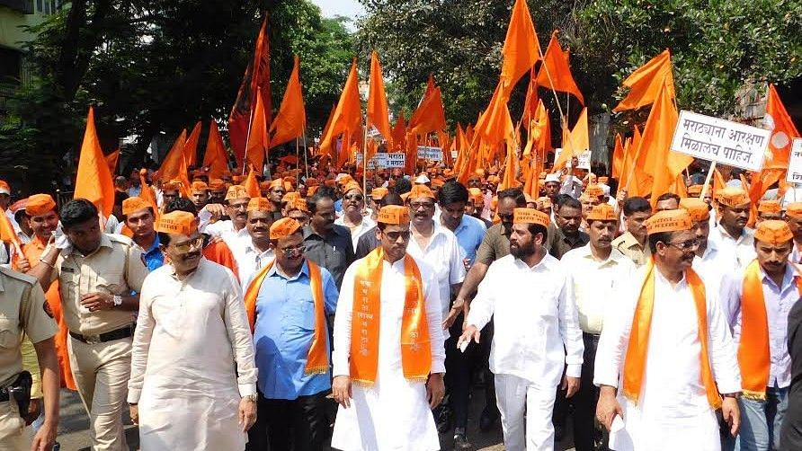 Bombay HC will hear please challenging Govt's order to grant reservation to the Maratha Community on Wednesday. Image used for representation.