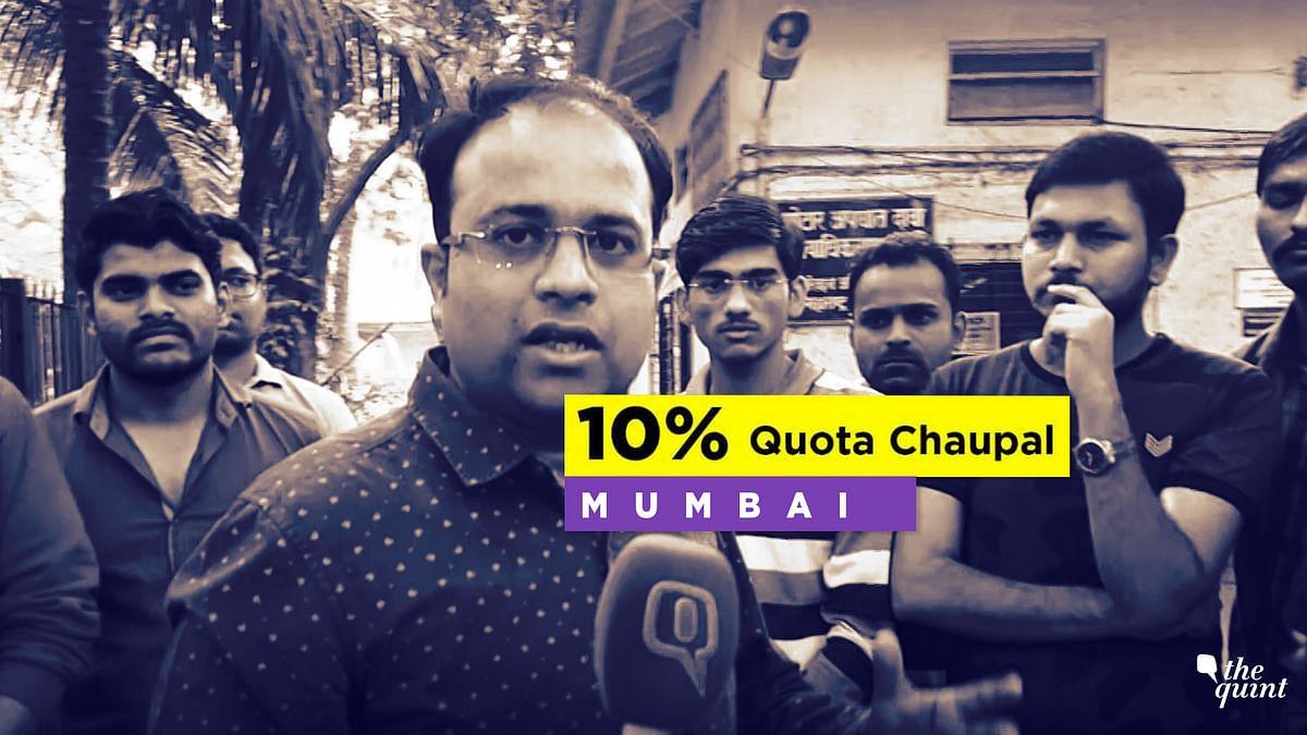 What Do Mumbai UPSC Aspirants Think of PM Modi's10% Quota Move?
