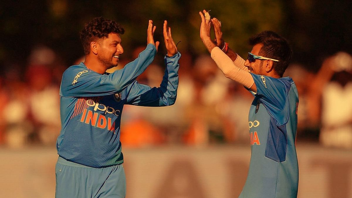 The Kul-Cha Effect: Answer to Team India's Third World Cup Glory