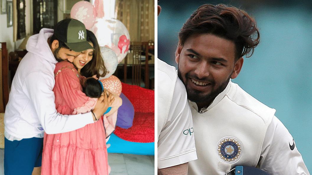 Rohit Sharma Trolls Rishabh Pant, Asks Him to Babysit His Newborn