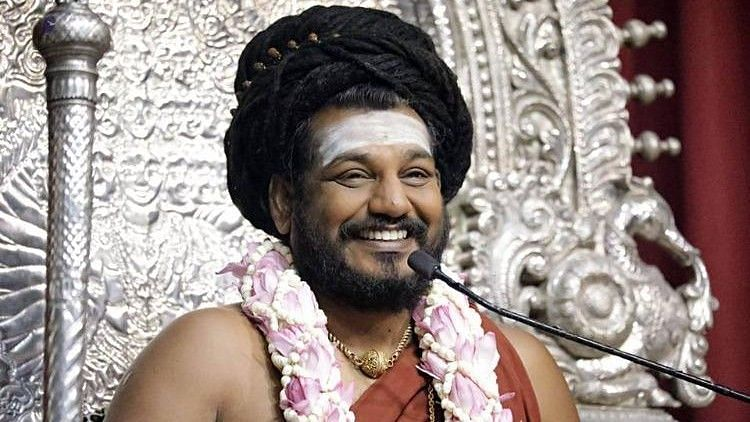 NBW Against Rape-Accused 'Godman' Nithyananda Quashed
