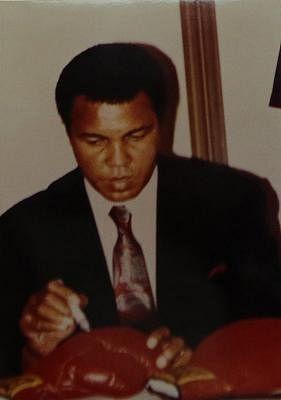Boxer Muhammad Ali. (File Photo: Xinhua/Rouelle Umali/IANS)
