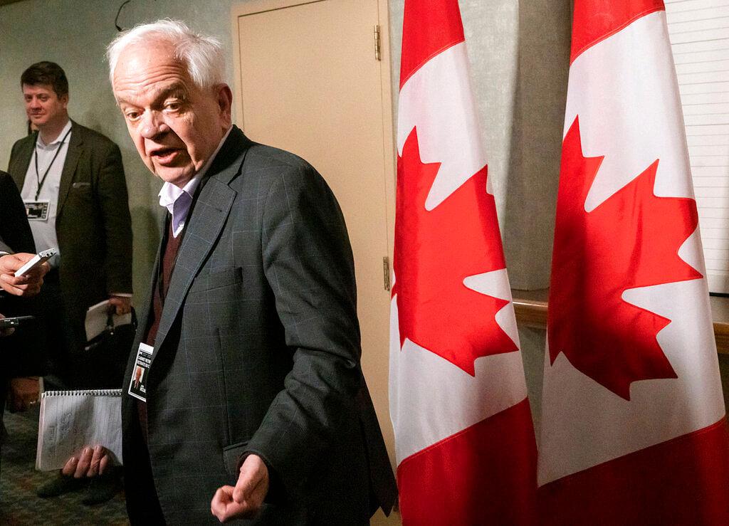 PM Trudeau Fires Canadian Ambassador to China