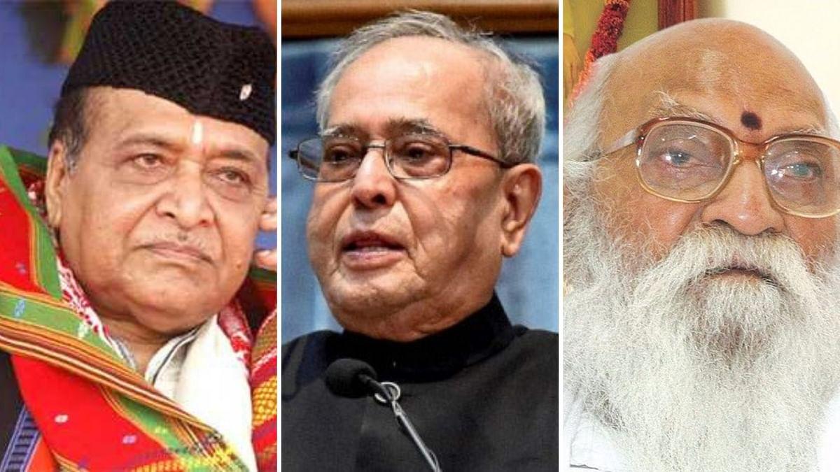 Pranab Mukherjee, Nanaji Deshmukh, Hazarika Awarded Bharat Ratna
