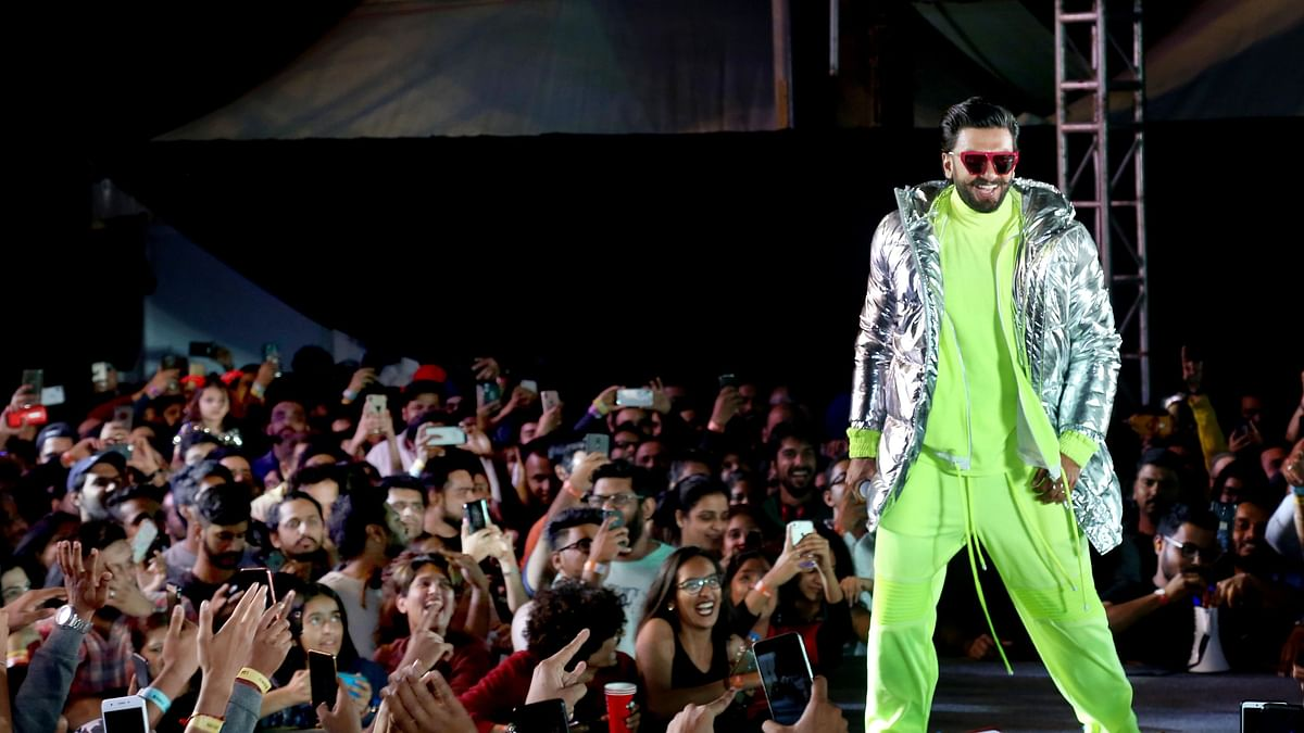 'Gully Boy': Ranveer Sang 'Mere Gully Mein' for His Rap Audition