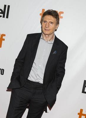 Liam Neeson. (Xinhua/Zou Zheng/IANS)(jmmn)